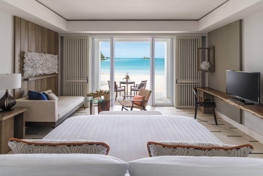 Traumhafter Ausblick von der Junior Suite Hibiscus Beach Access